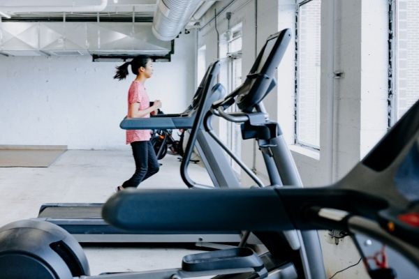 Treadmill in SCP Fit